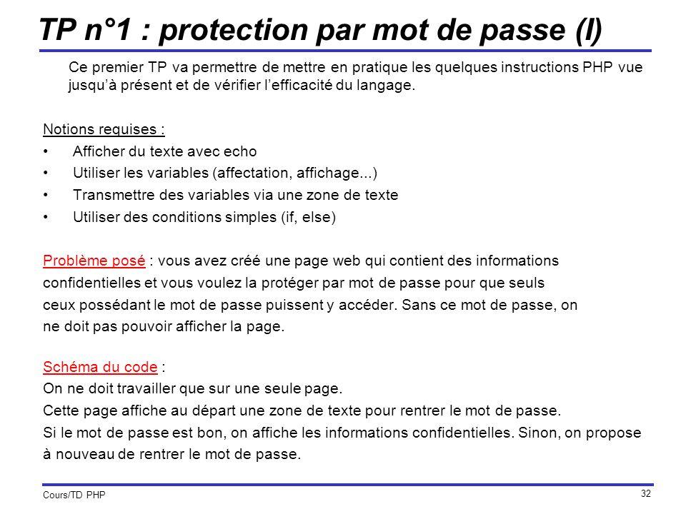 protection pdf mot de passe