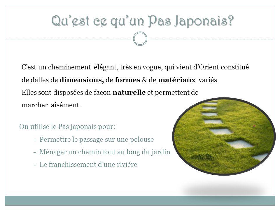 le pas japonais maitre d�œuvre estelle ohanian maitre d