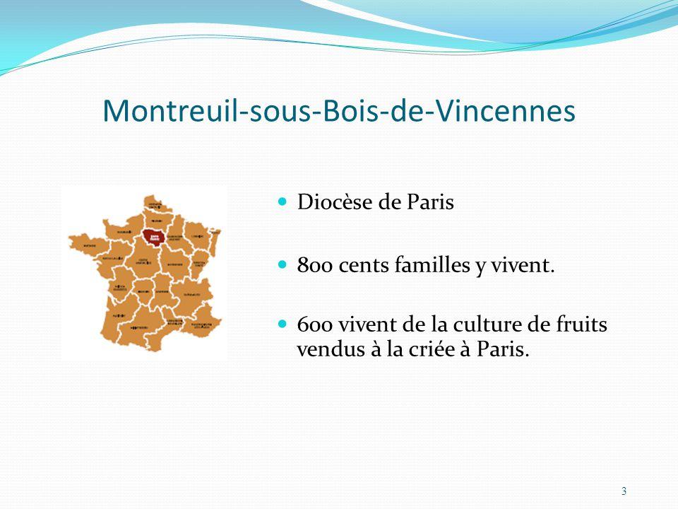 De MontreuilsousBoisdeVincennes SaintÉdouardde  ~ Commissariat De Montreuil Sous Bois