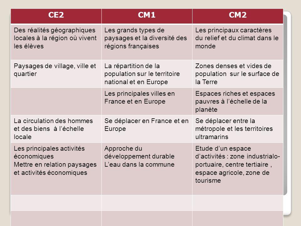 Enseigner La G 233 Ographie Au Cycle 3 11 D 233 Cembre 2013 border=