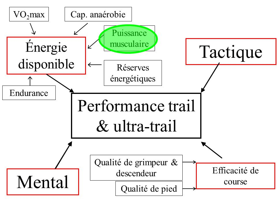 préparer ultra trail