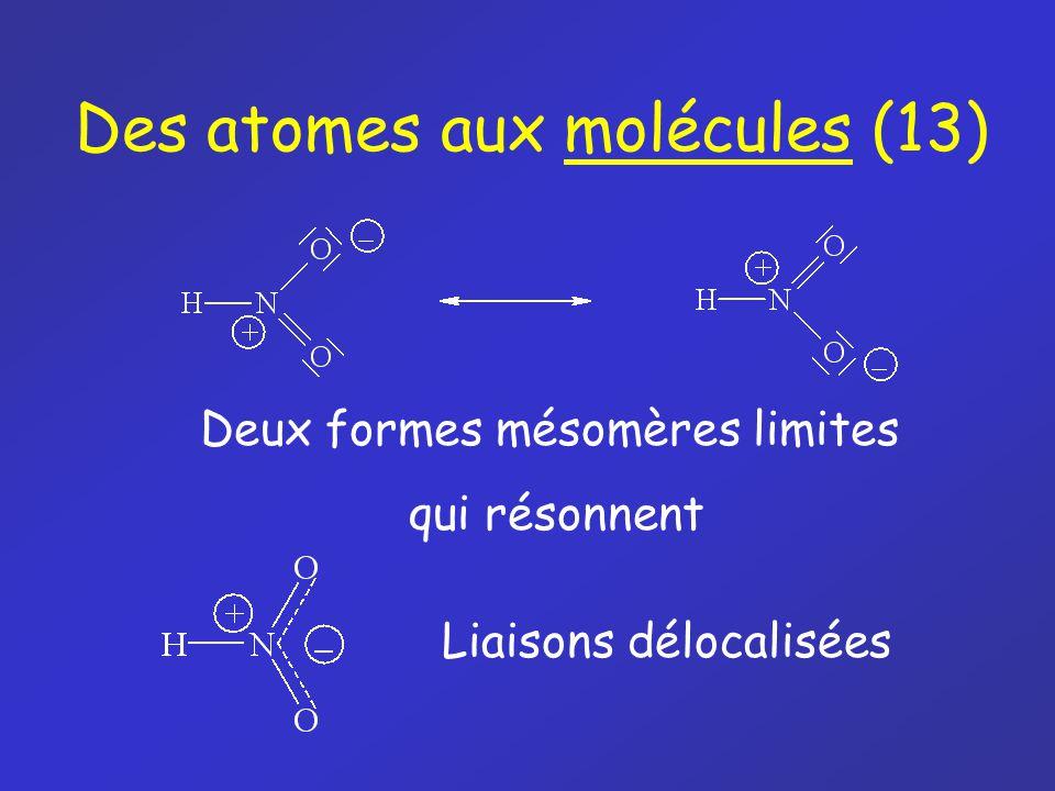 Des atomes aux molécules (13)