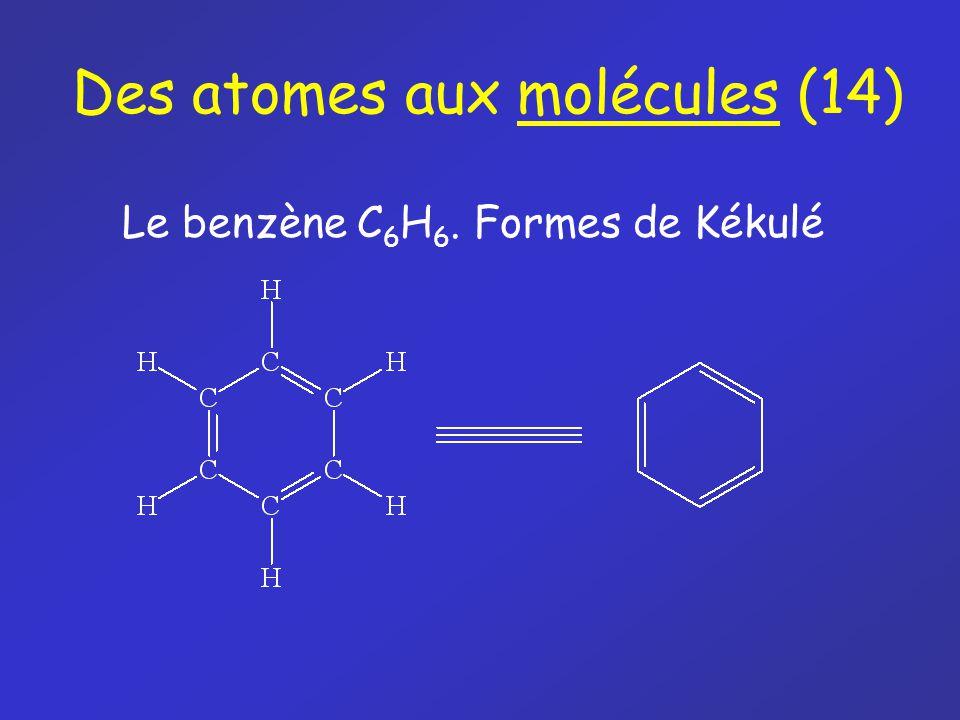 Des atomes aux molécules (14)