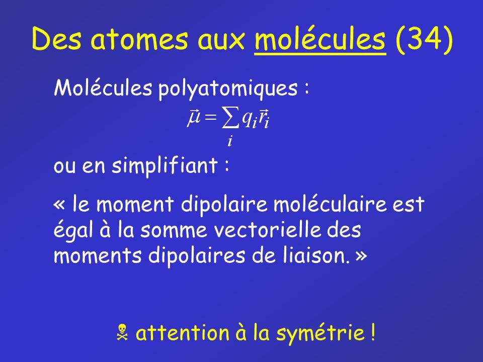 Des atomes aux molécules (34)