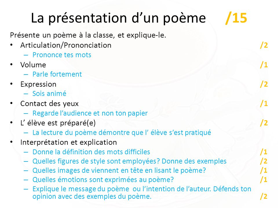 la po sie chemical finition dissertation