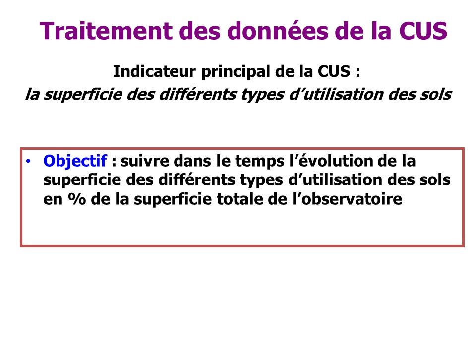 La surveillance cologique ppt t l charger - Definition de superficie ...