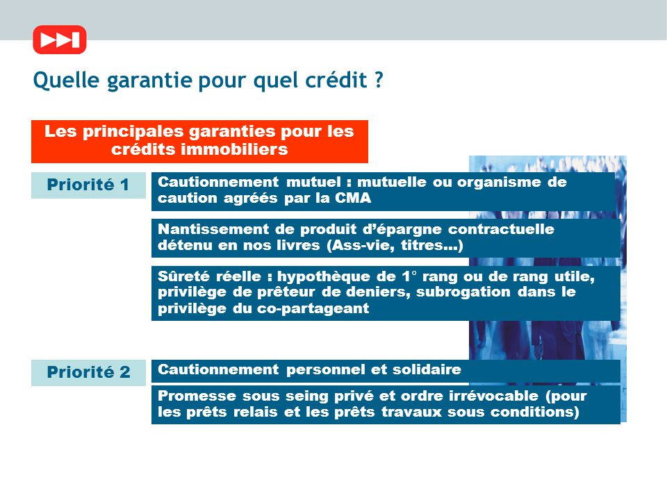 credit immobilier organisme