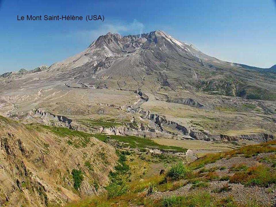 Le Mont Saint-Hélène (USA)