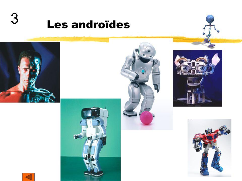 Les androïdes 3