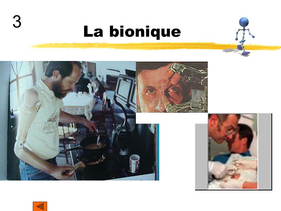 La bionique 3