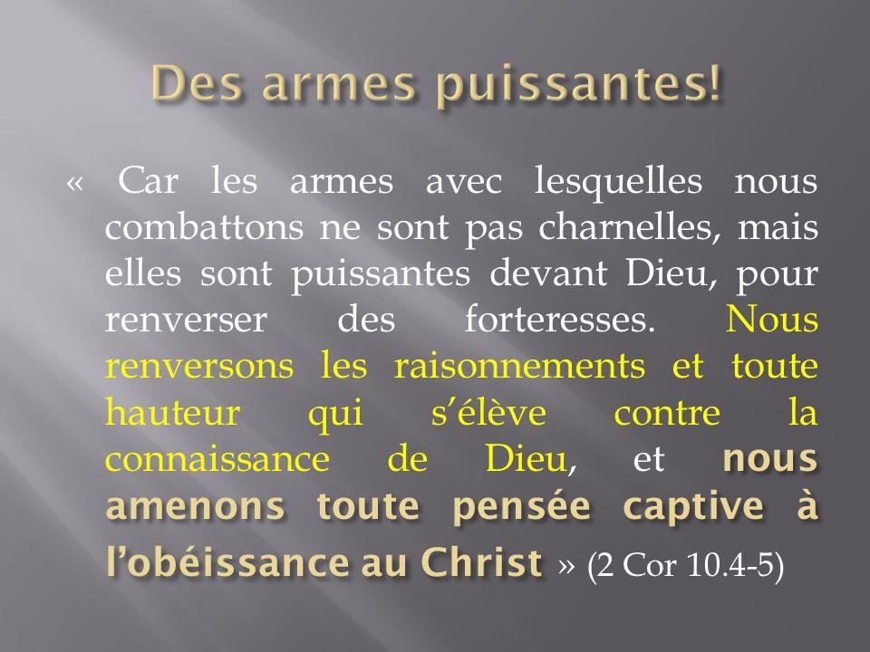 les armes de dieu pdf