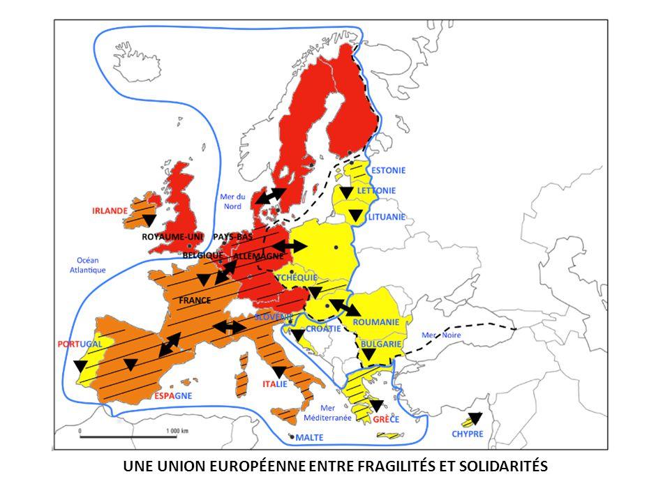 UNE UNION EUROPÉENNE ENTRE FRAGILITÉS ET SOLIDARITÉS