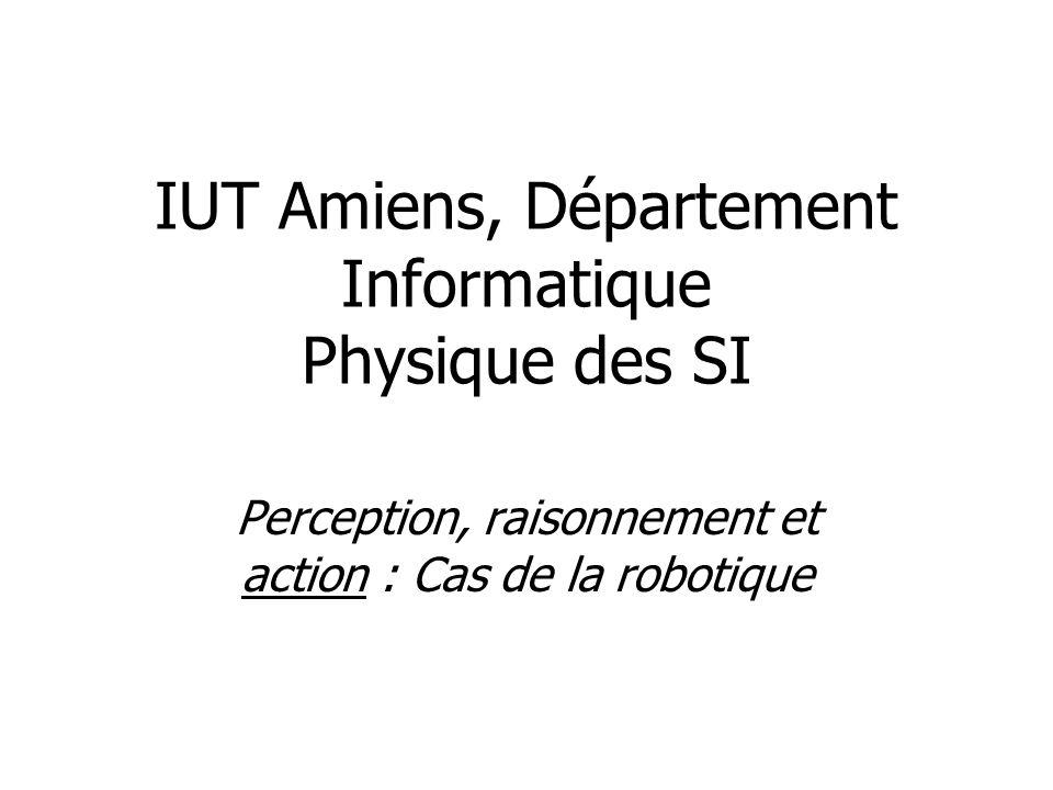 IUT Amiens, Département Informatique Physique des SI