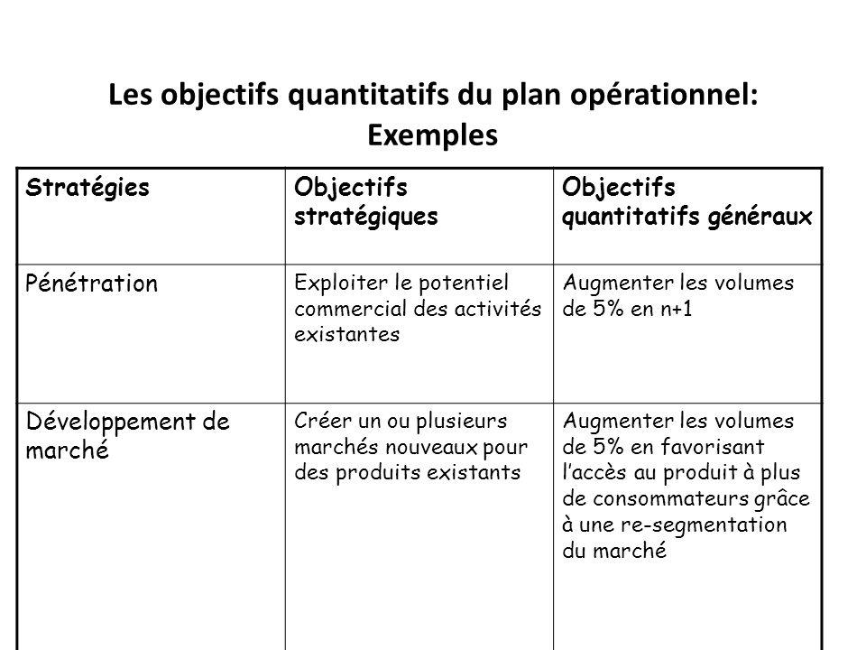 exemple plan d action marketing pdf