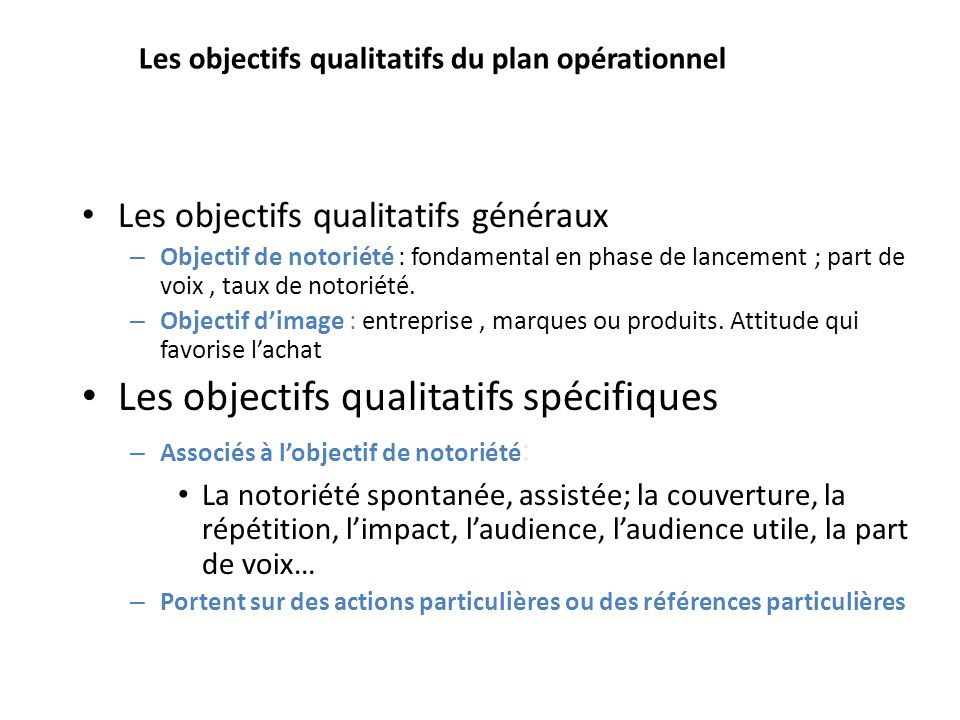 En uvre votre plan marketing ppt t l charger for Portent definition