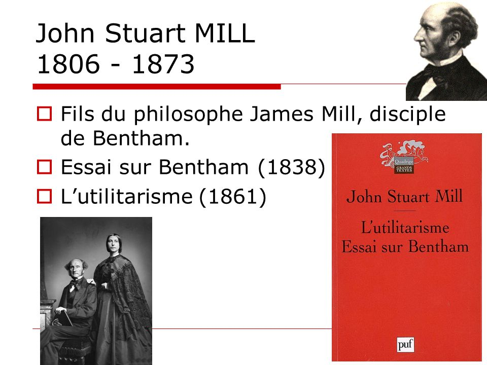 john stuart mill 1806 1873 on individual Born in london in 1806, son of james mill, philosopher, economist and senior official in the east india company mill gave a vivid and moving account of his life , and especially of his extraordinary education, in the autobiography 1873 that he wrote towards the end of his life mill led an active career as an administrator in.