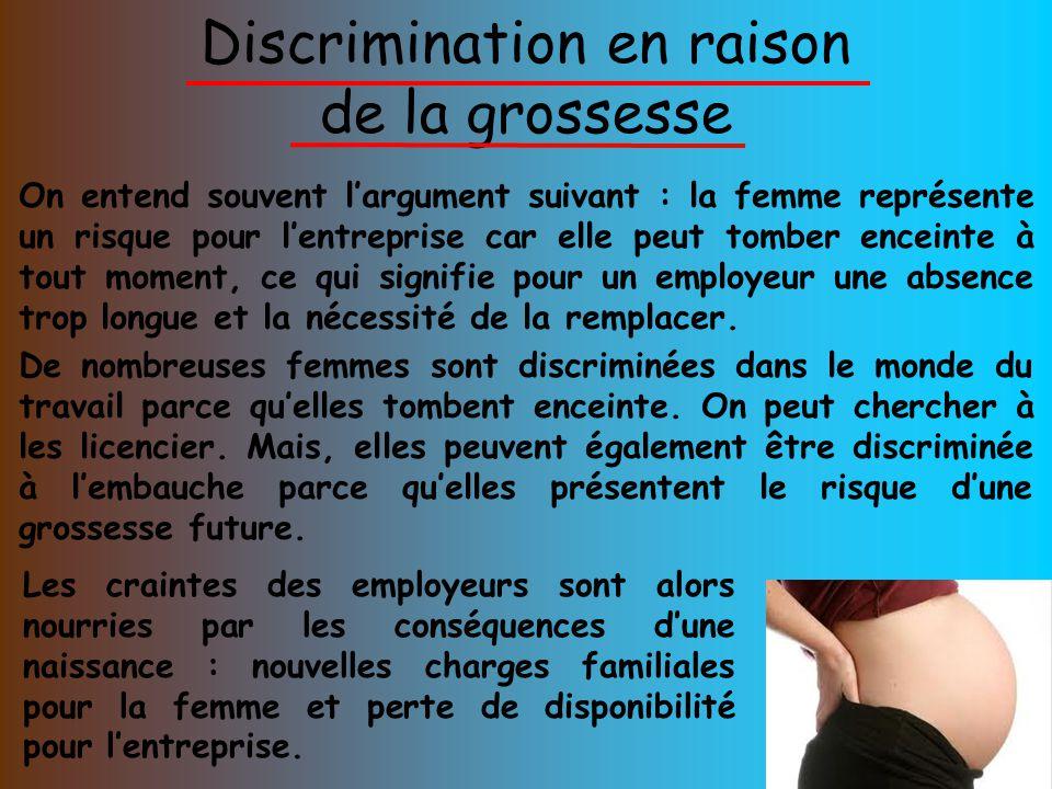 Diff rentes discriminations ppt t l charger - Disponibilite d office pour raison de sante ...
