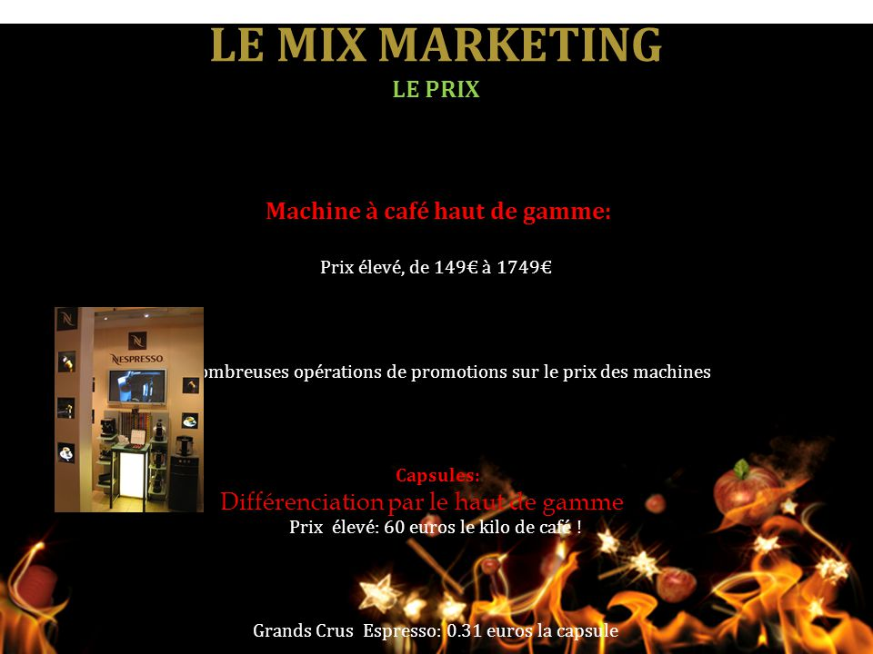 analyse marketing le march du caf 18 20 ppt video online t l charger. Black Bedroom Furniture Sets. Home Design Ideas