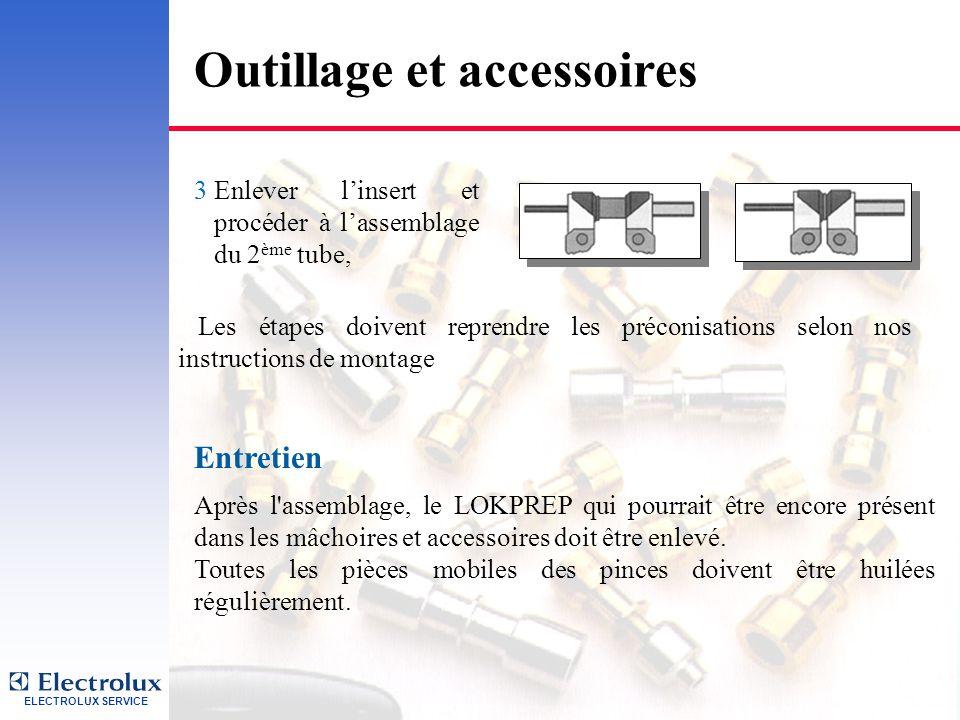 Outillage et accessoires