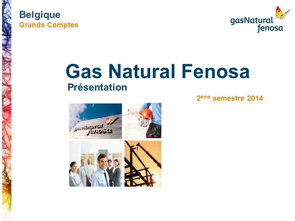 Gas natural fenosa belgique pr sentation grands comptes for Gas natural fenosa oficina online
