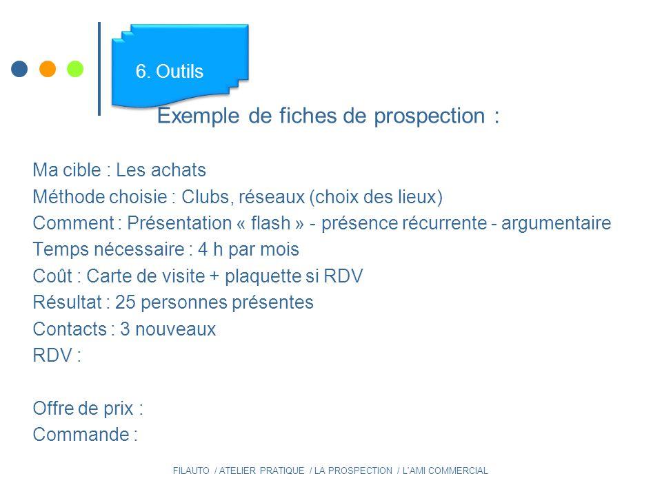 les outils de prospection pdf