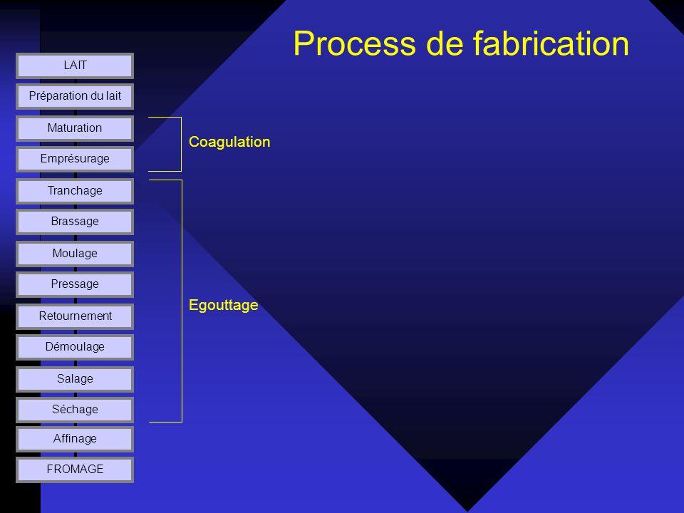 processus de fabrication du fromage pdf