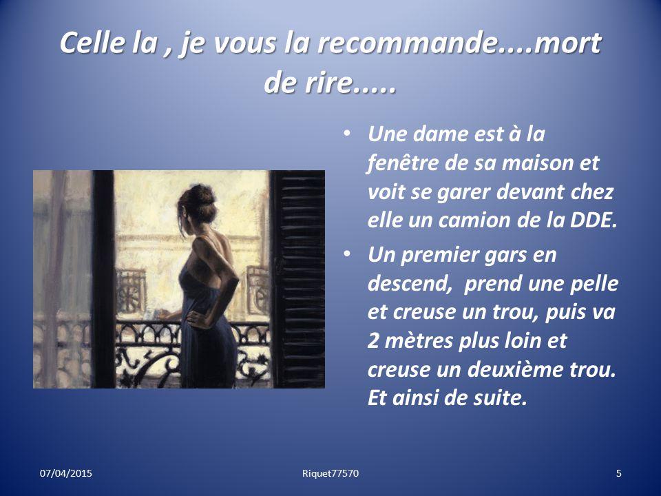 Petites blagues 10 04 2017 riquet ppt video online t l charger for Poster devant la fenetre je guette