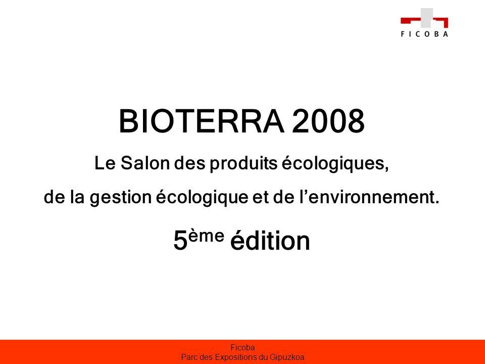 Le Salon des produits écologiques,