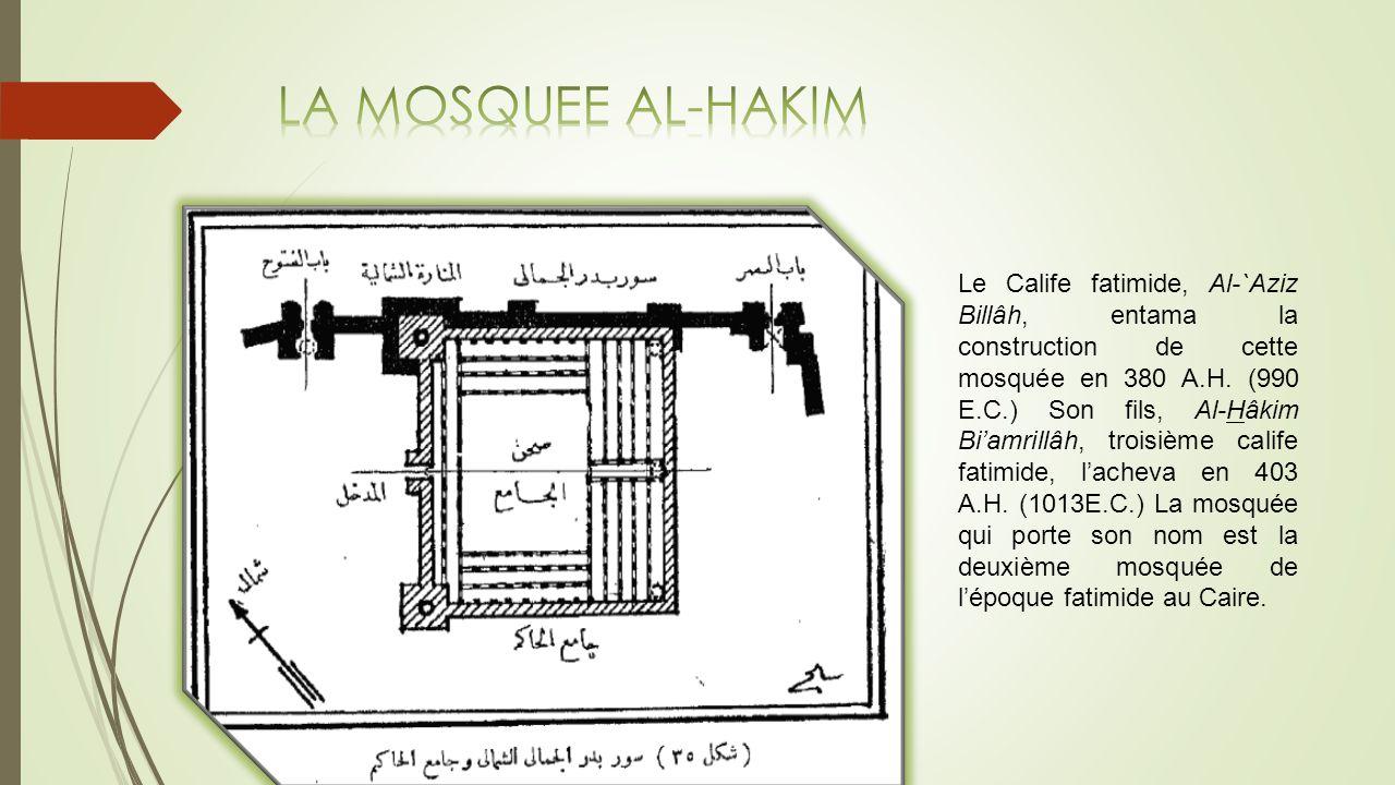 LA MOSQUEE AL-HAKIM