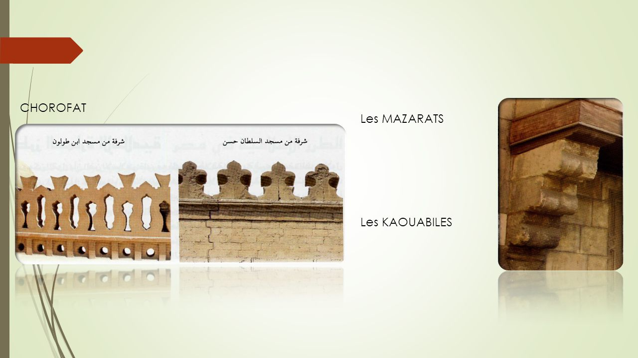 CHOROFAT Les MAZARATS Les KAOUABILES