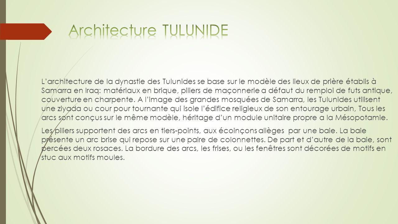 Architecture TULUNIDE