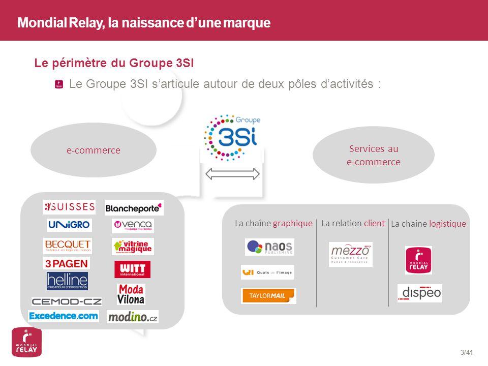 Mondial relay 1er op rateur europ en de livraison du e commerce ppt t l c - Agence livraison mondial relay ...