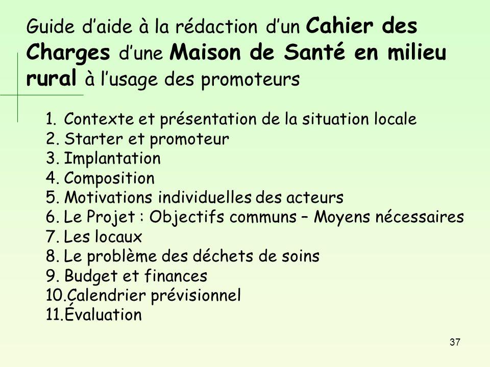 Cahier Des Charges Construction Maison Cahier Des Charges