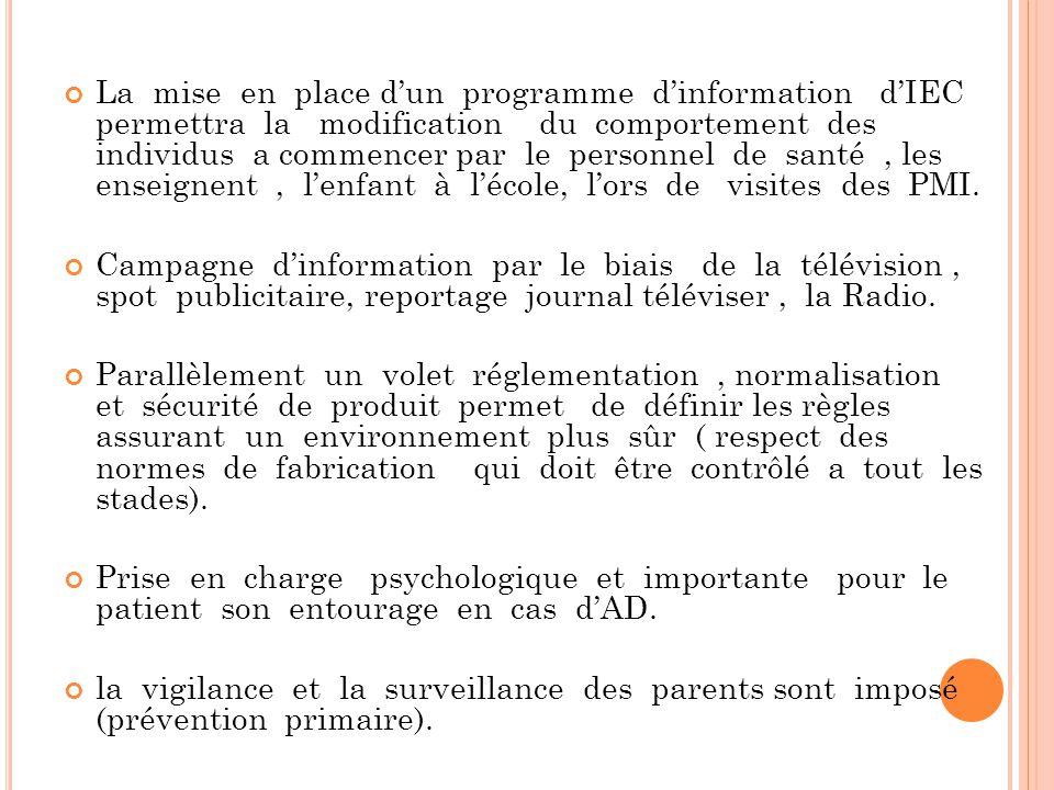 prevention des accidents domestiques de l u2019enfant