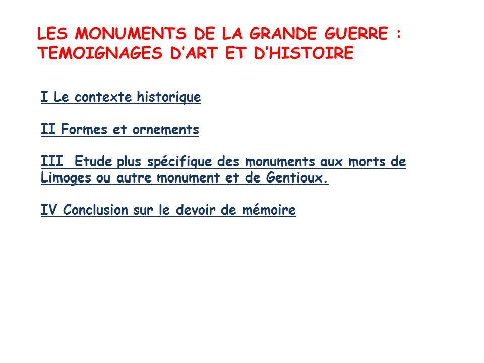 Les monuments de la grande guerre temoignages d art et d - La chambre des officiers contexte historique ...