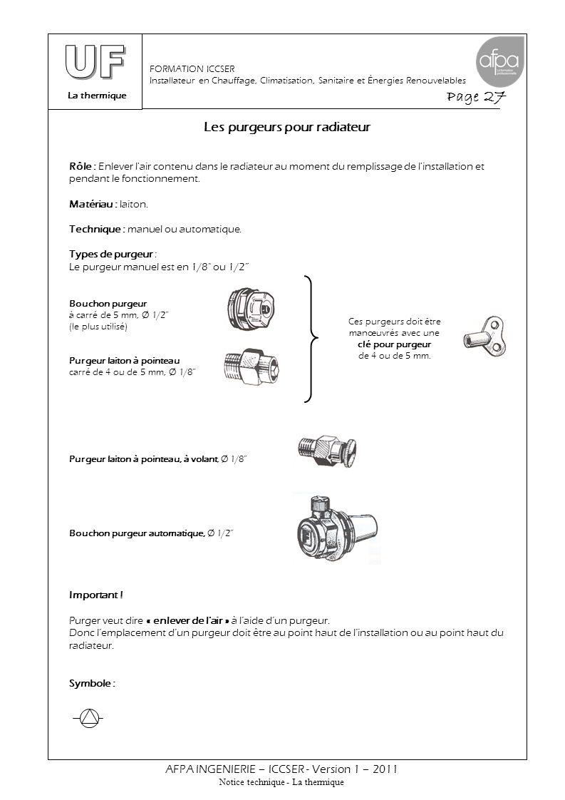 Vidange chauffage top collecteur de chauffage radiant fin - Changer un robinet thermostatique de radiateur sans vidanger ...