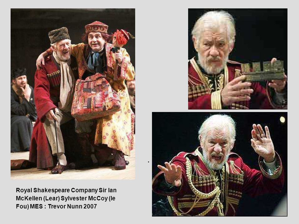king lear and gloucester mirror images The 2001 globe season the white company king lear by dr jaq bessell   the fool has a strong need to show lear (like a mirror) what he has done, but is   the entrance of edmund blindfolded picked up on the image of gloucester.