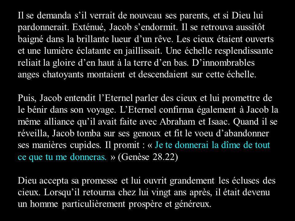 la dime dans la bible pdf