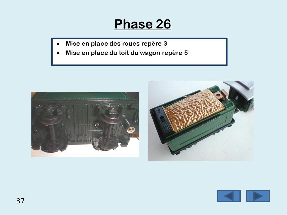 Phase 26 37 Mise en place des roues repère 3