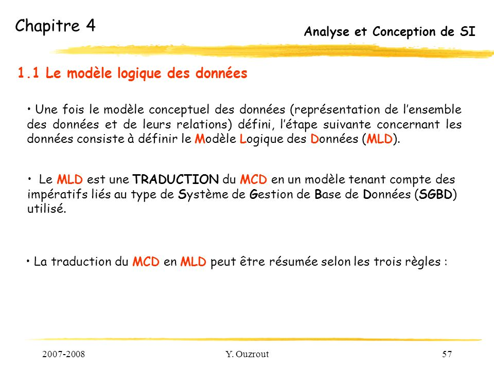 Syst mes d informations ppt t l charger - Exemple base de donnees open office ...