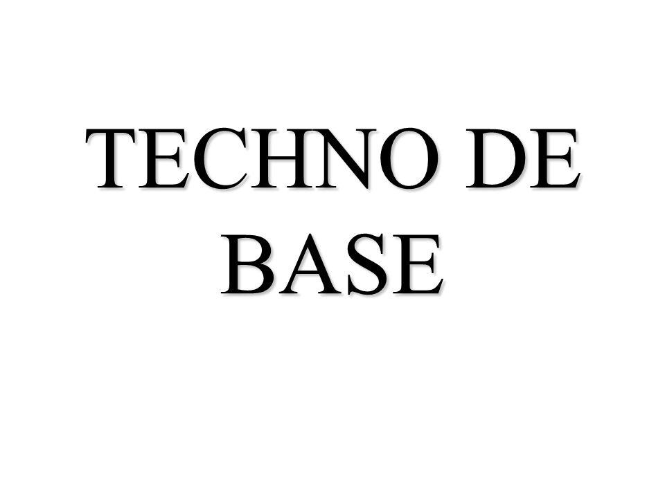 TECHNO DE BASE