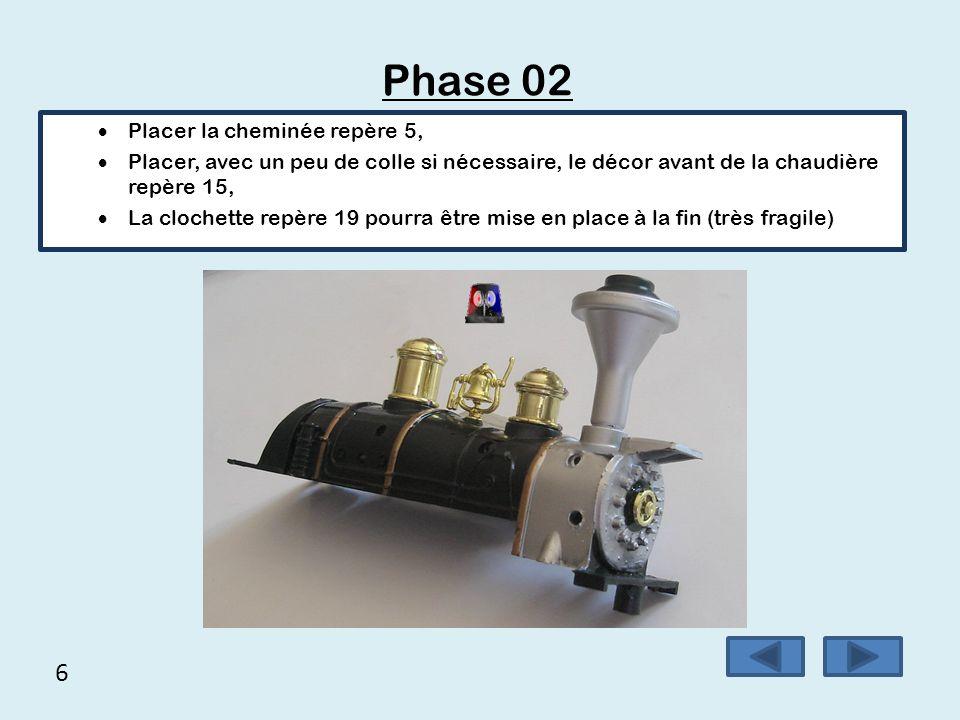 Phase 02 6 Placer la cheminée repère 5,