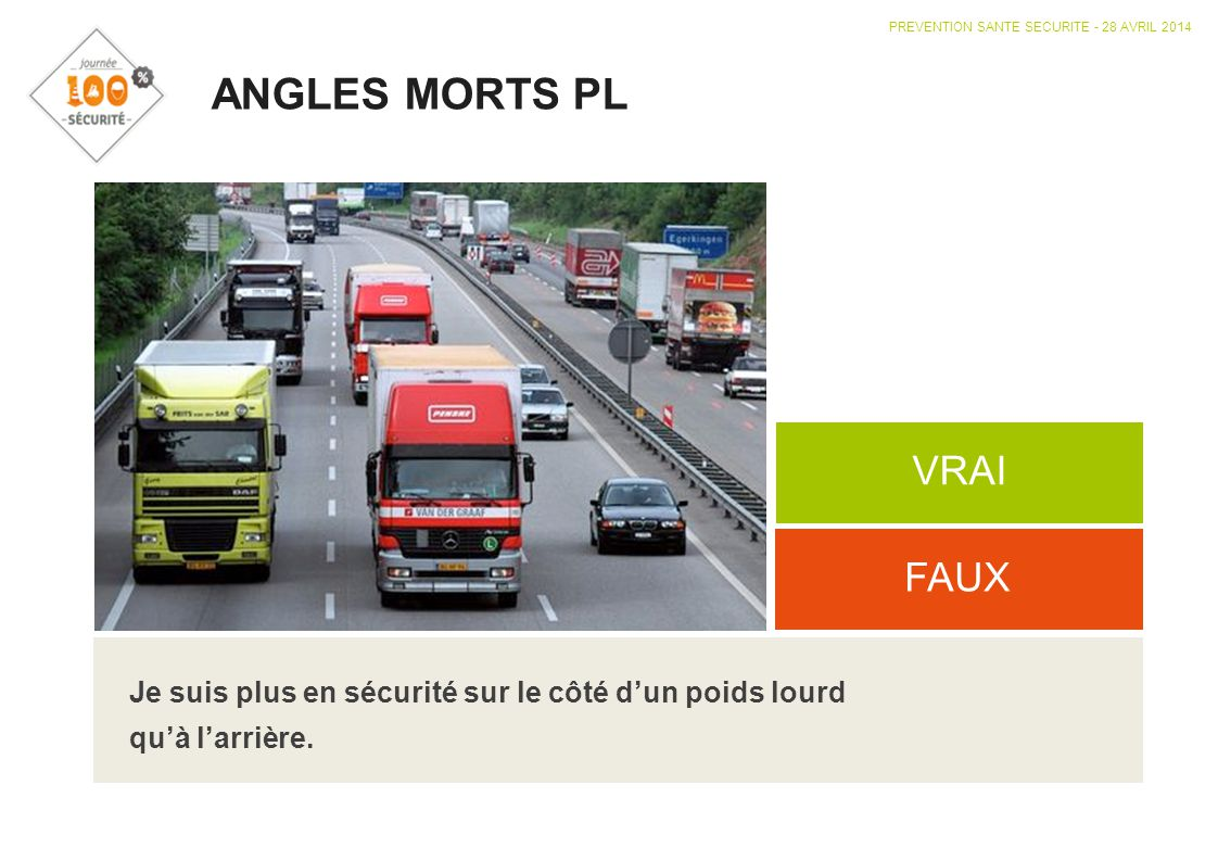 ANGLES MORTS PL VRAI FAUX