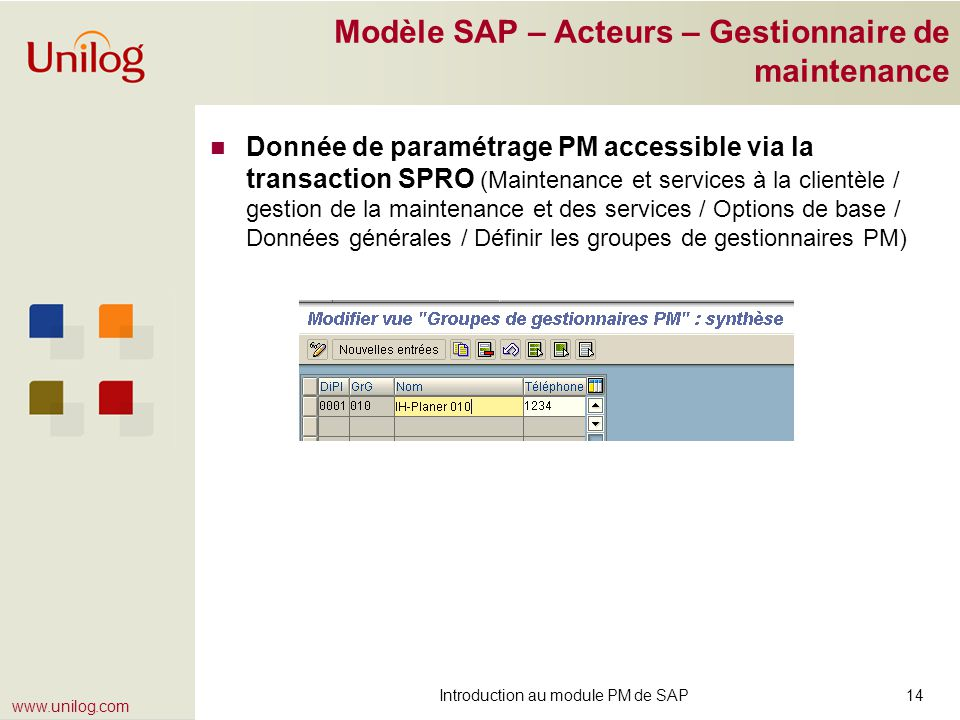 Gestion de la maintenance ppt video online t l charger - Exemple base de donnees open office ...