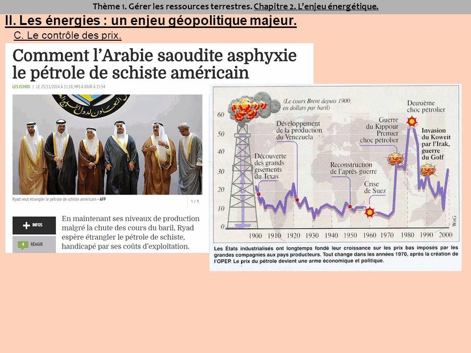 deuxieme crise pétrolière