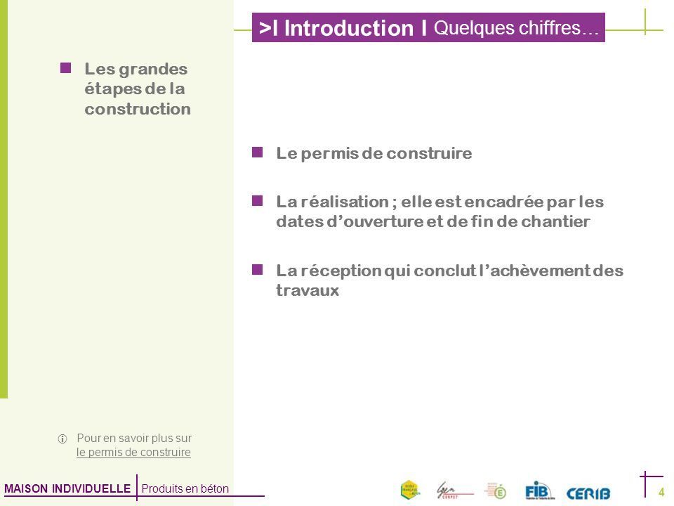 Quelques Chiffres La Maison Individuelle En France  Ppt Video