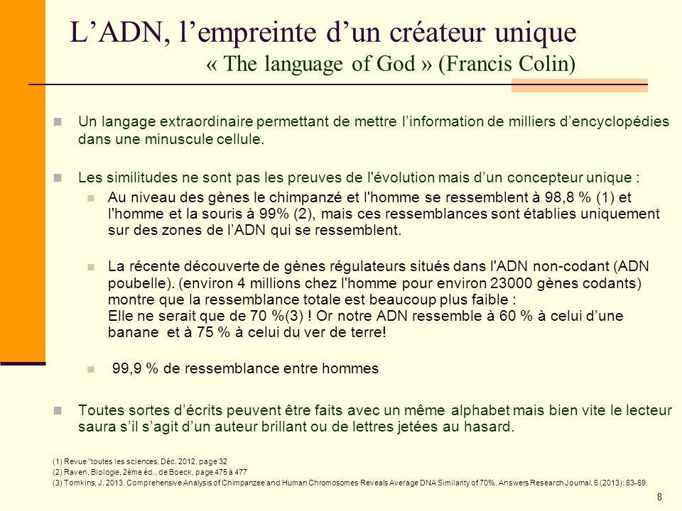 L adn le g nie de dieu pour la vie ppt video online for Dans jeannot et colin l auteur combat