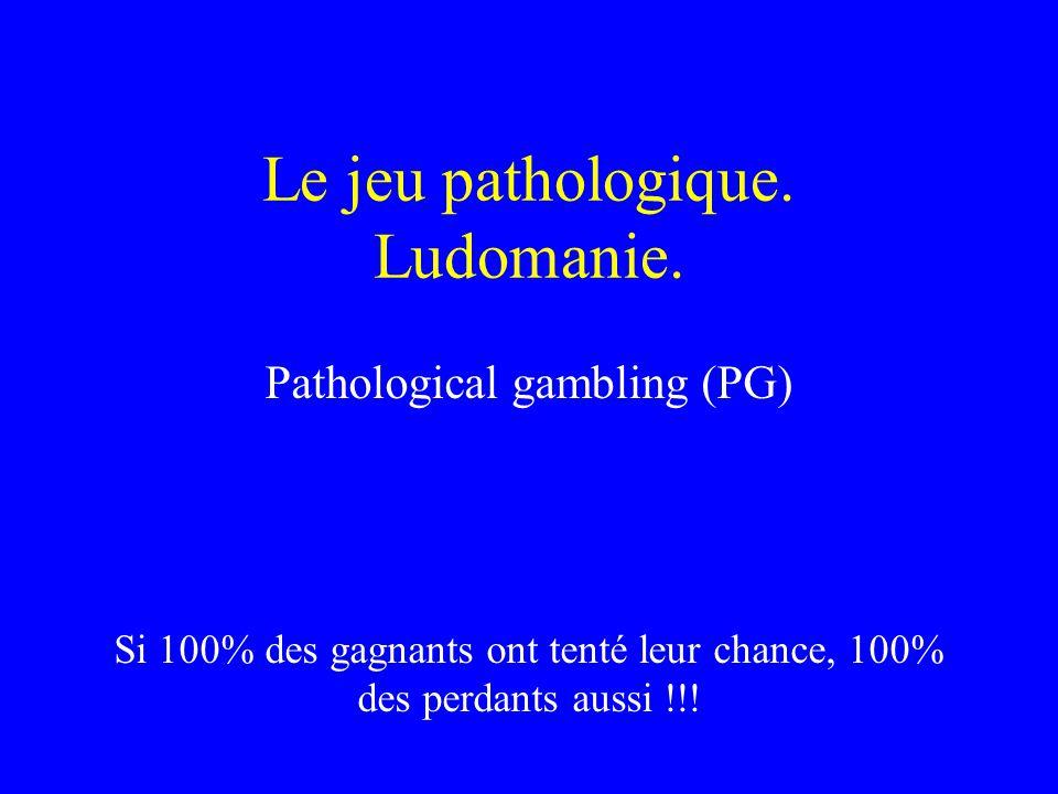 dsm 5 pathological gambling
