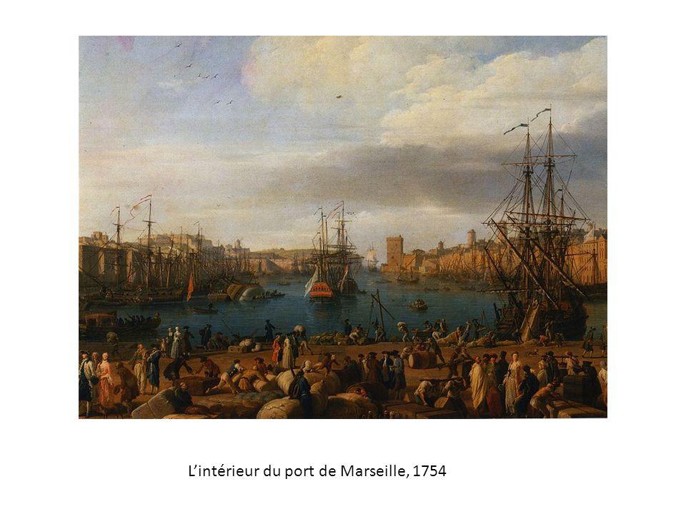 Claude joseph vernet par elisabeth vig e le brun en 1778 ppt t l charger - Le port de bordeaux par joseph vernet ...