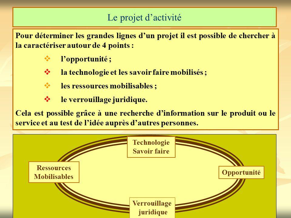 le projet d u2019activit u00e9 pour d u00e9terminer les grandes lignes d u2019un projet il est possible de chercher